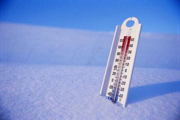 Отрицательная температура