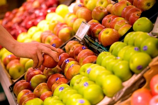 Выбор спелого плода
