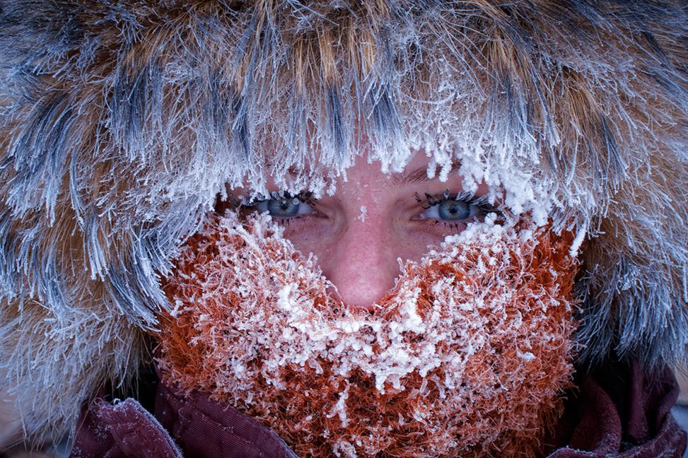 Высокая влажность при морозе