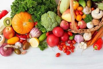 Овощи являются одним из главных источников клетчатки