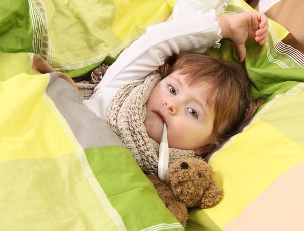 После болезни малыш может спать целыми днями