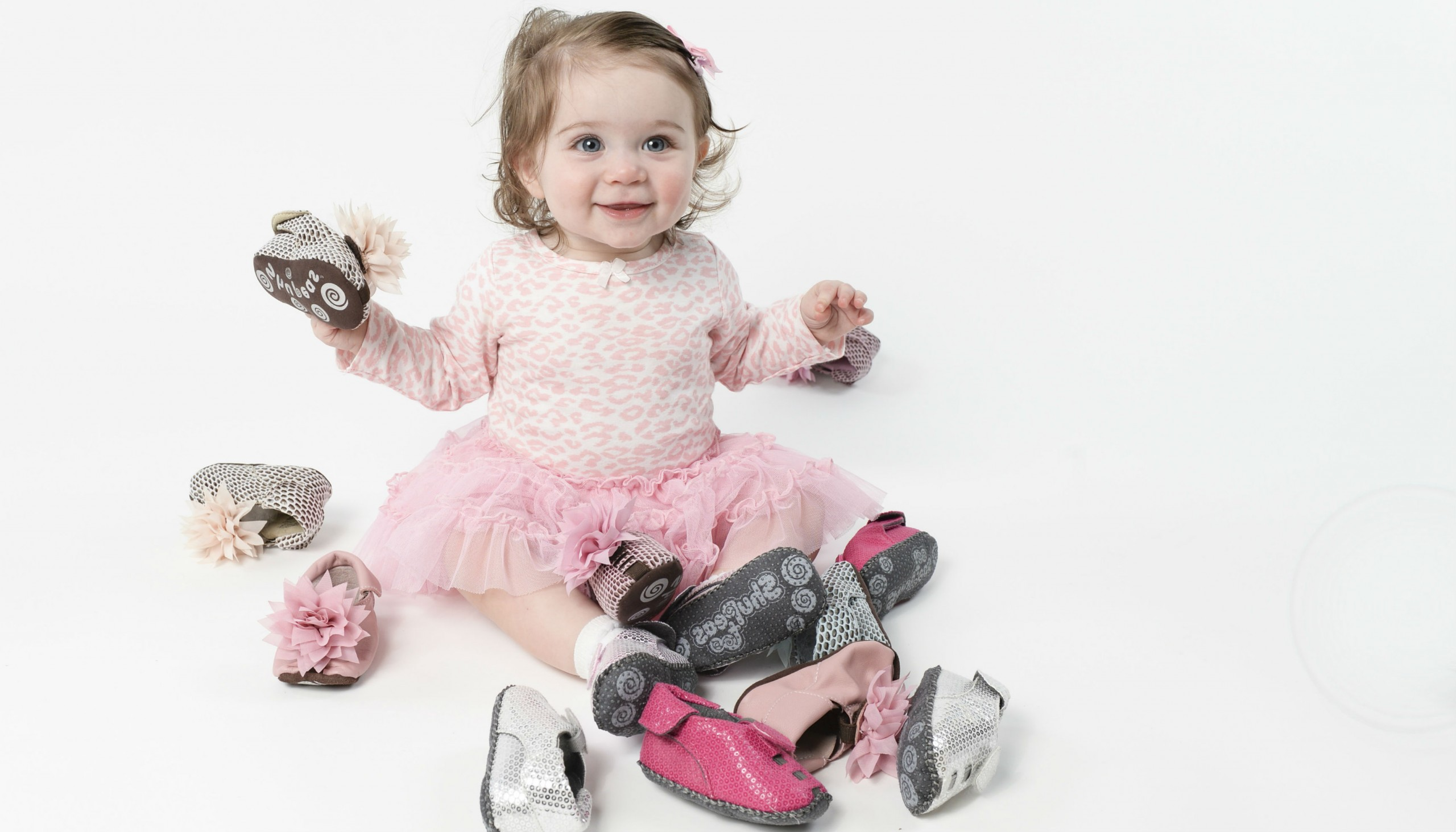Первая обувь очень важна для здоровья детей