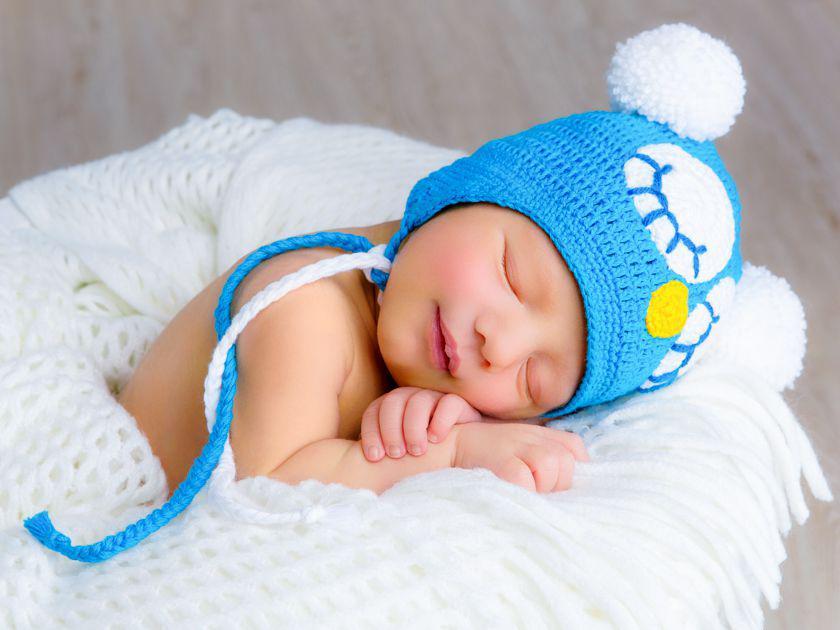Здоровый сон очень важен для малышей