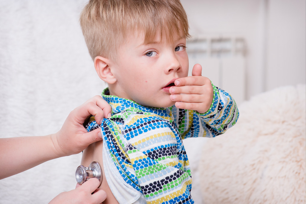 Маленькие дети часто болеют ОРЗ