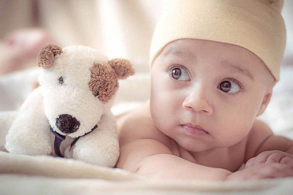 Нервный тик у младенца