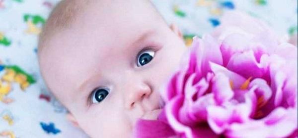 Синдром Грефе у младенца