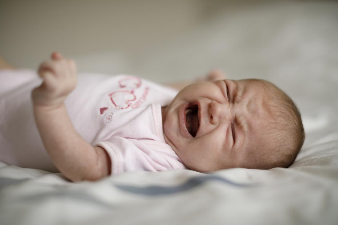 Беспокойный младенец