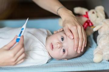 Врачи выделяют отдельную категорию часто болеющих детей