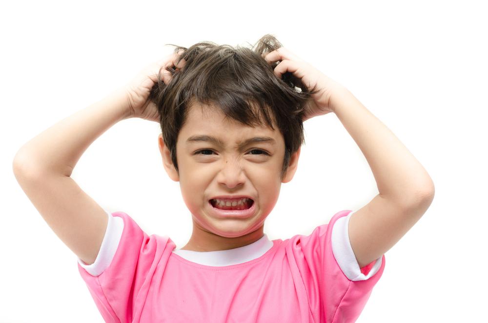 Вши быстро передаются от ребенка к ребенку и приносят много беспокойства