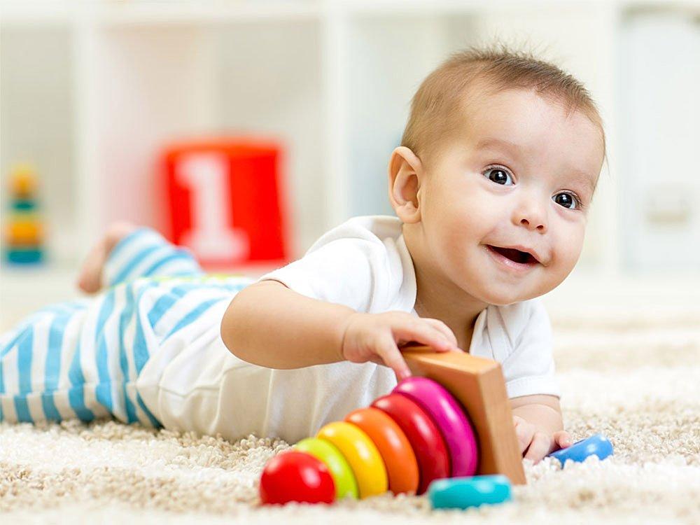 Здоровый и активный ребенок