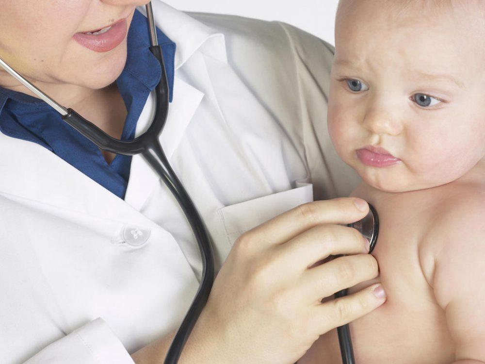 Расстройства дыхания у детей требуют неотложного медицинского вмешательства