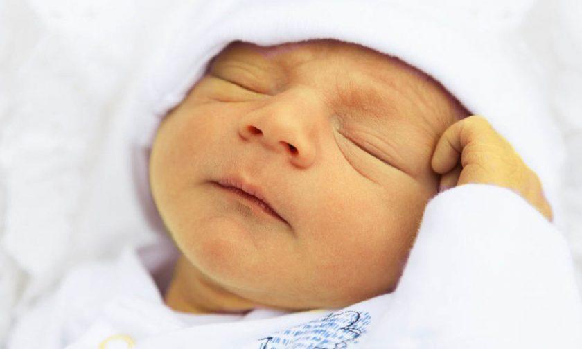 Желтуха у малыша