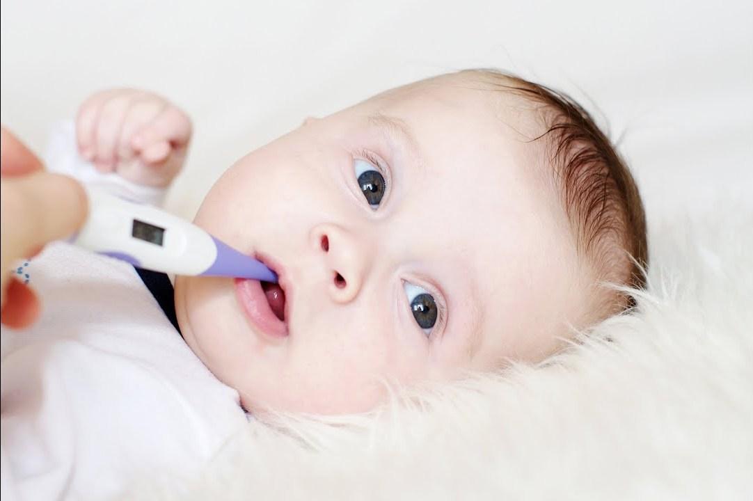 Белая лихорадка у малыша