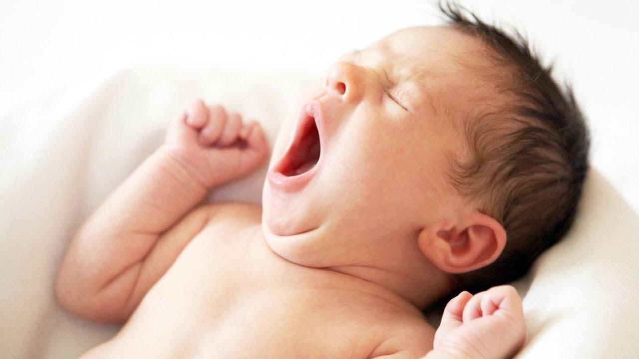 Пробуждение малыша
