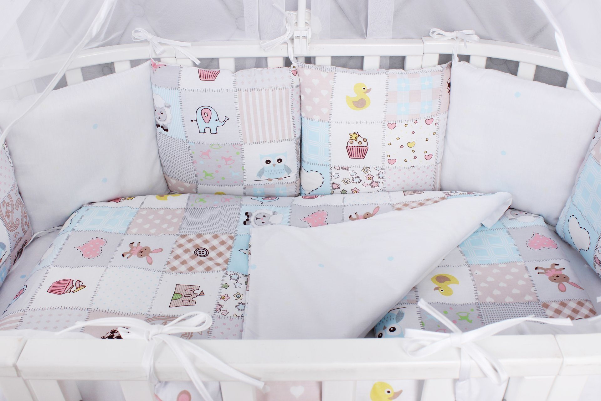 Набор постельного белья для малыша