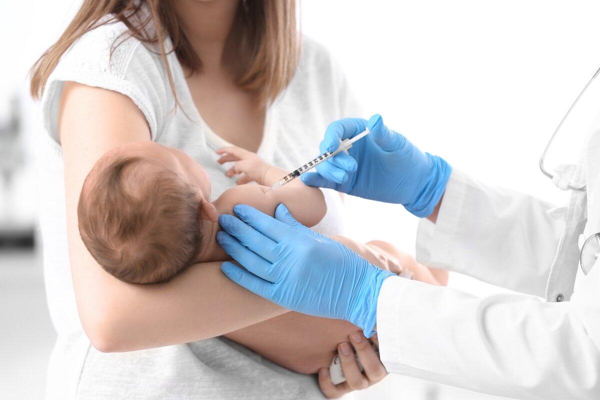 Вакцинация грудничка