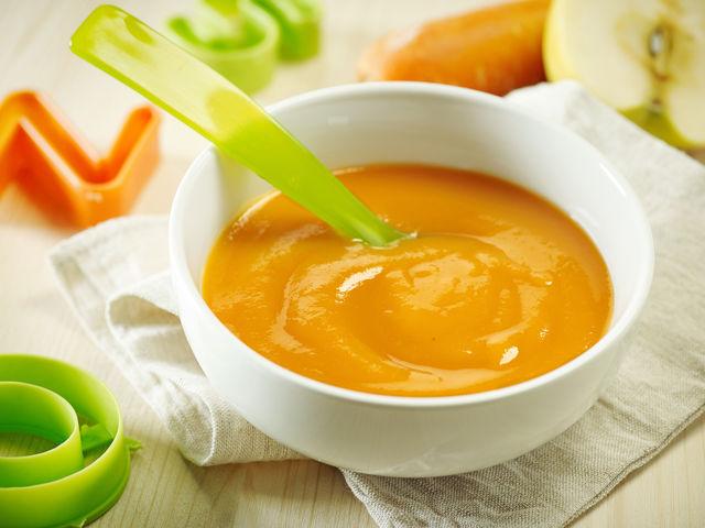 Овощное пюре для малыша