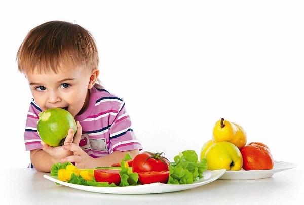 Правильное питание помогает избежать аллергенов