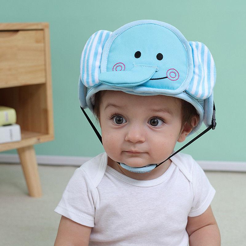Защитный шлем для младенца
