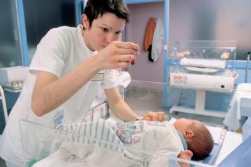 Кровь на биохимию у новорожденных берут только в крайних случаях