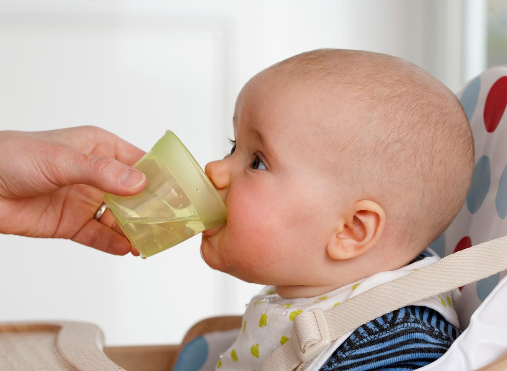 Вода – важная составляющая в укреплении здоровья маленьких детей