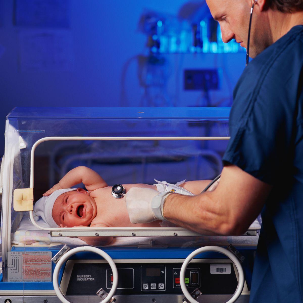 Ни один врач не даст прогноз протекания сепсиса у новорожденного ребенка