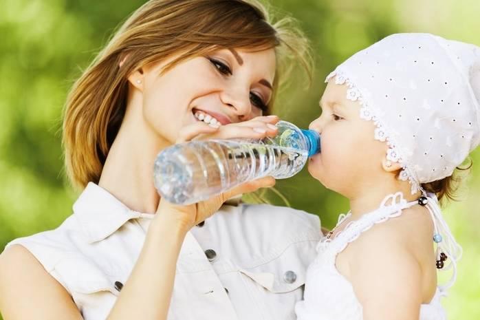 Для грудничка вода должна соответствовать определенным нормативным требованиям