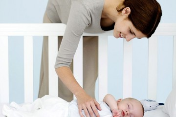 Продлить сон новорожденного можно при помощи специальных приемов