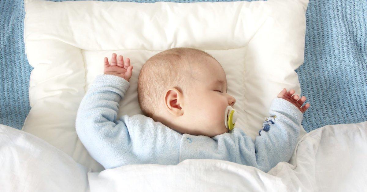 Чем лучше детки спят, тем быстрее они развиваются