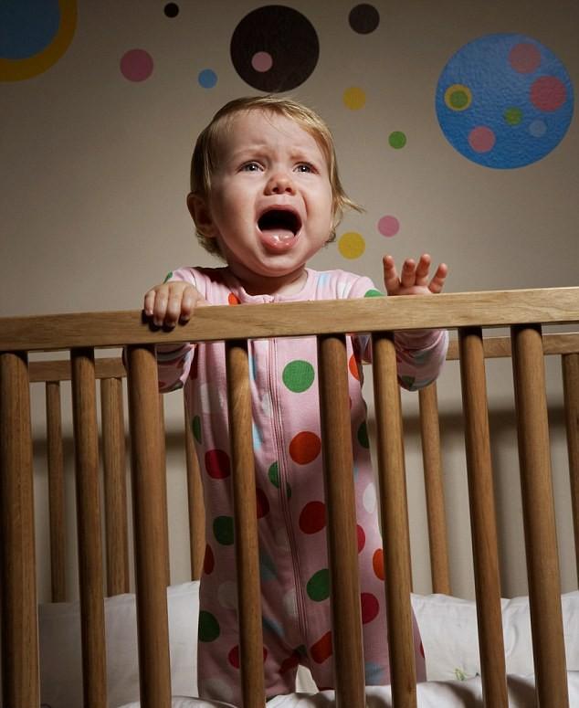 Маленькие детки очень быстро утомляются