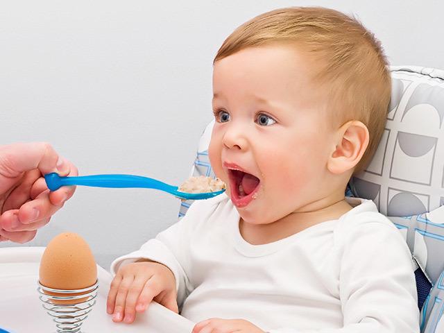 Яичные блюда для питания малыша должны быть приготовлены с учетом определенных требований