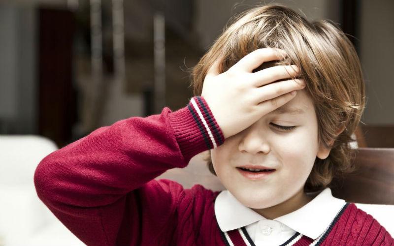 Иногда головная боль проходит без лечения