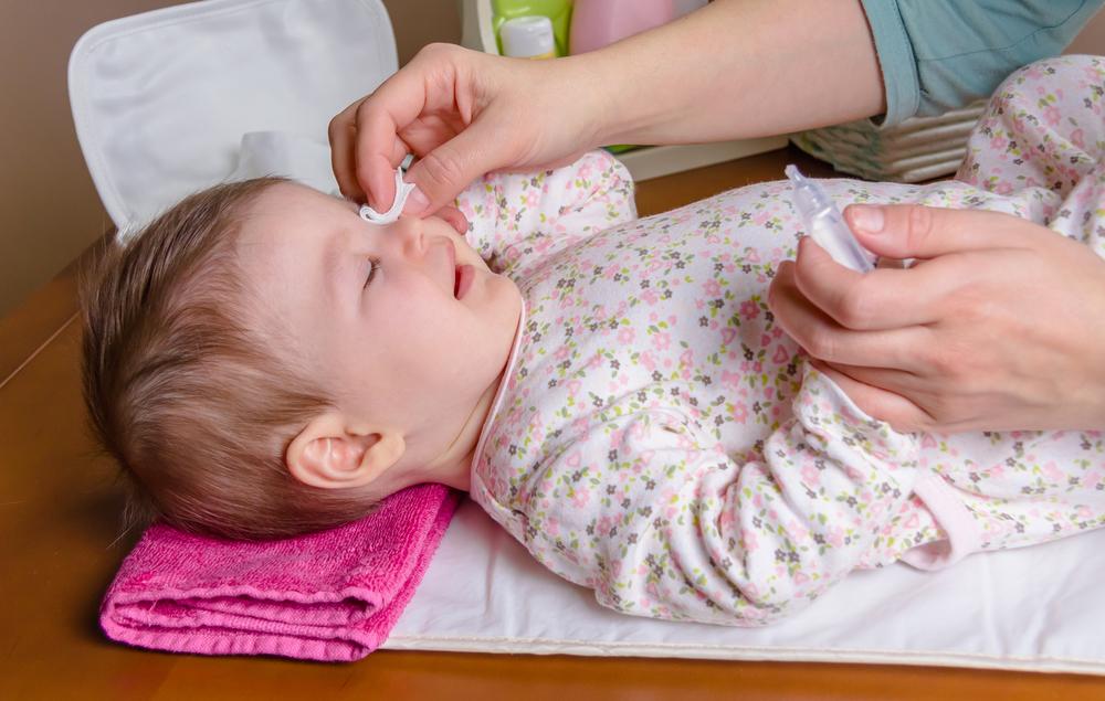 Чистота и гигиена помогут справиться с проблемами заболевания глаз