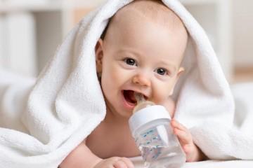 Для грудничка необходимо организовать правильный питьевой режим