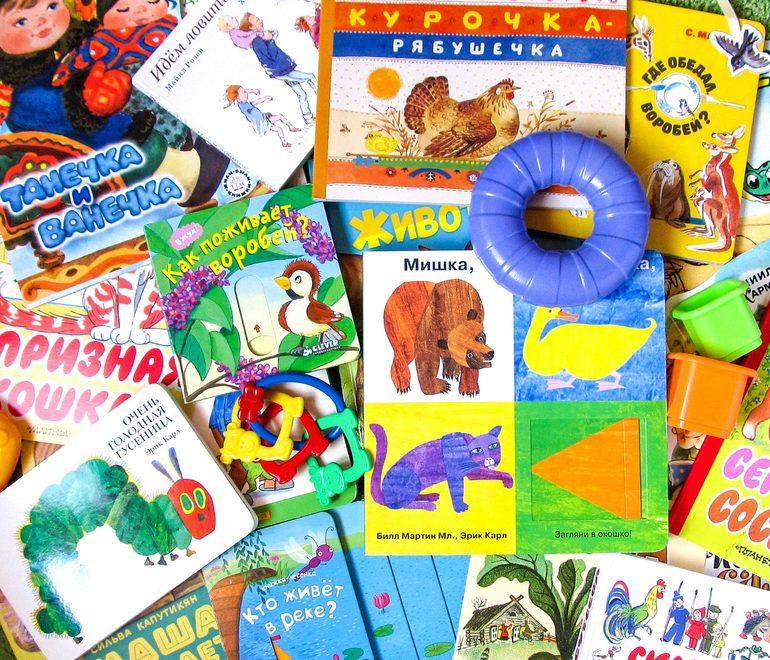 Сборники сказок и стихов помогут родителям выбрать лучшие произведения для малыша