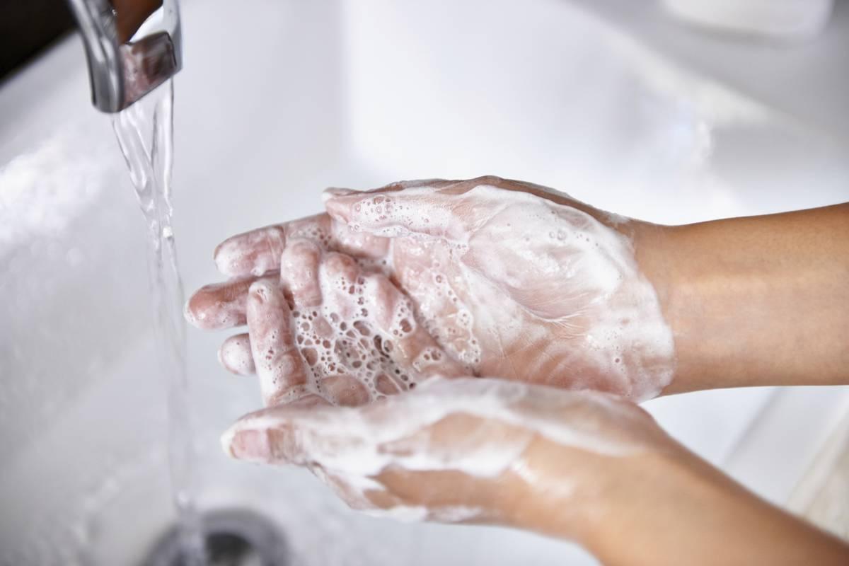 Только чистыми руками