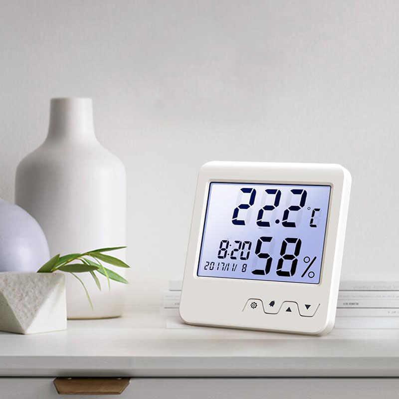 Гигрометр и термометр