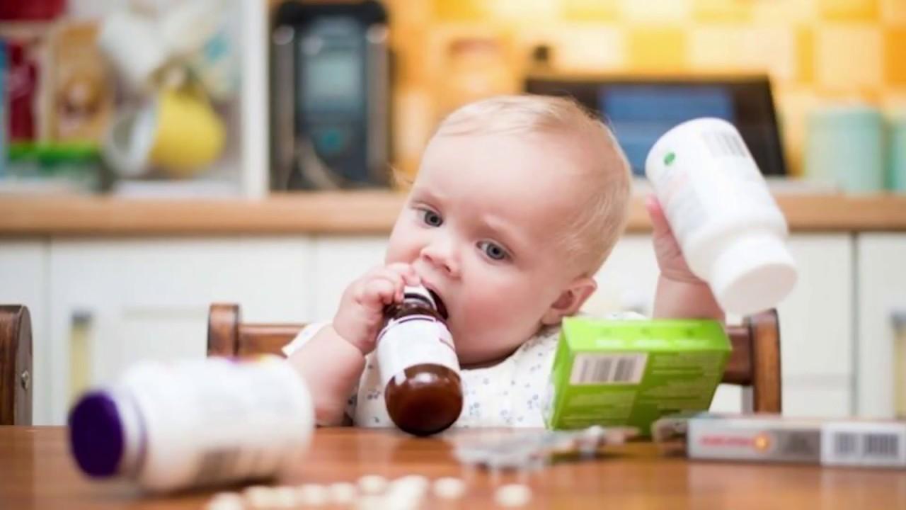 Ребенок и лекарства