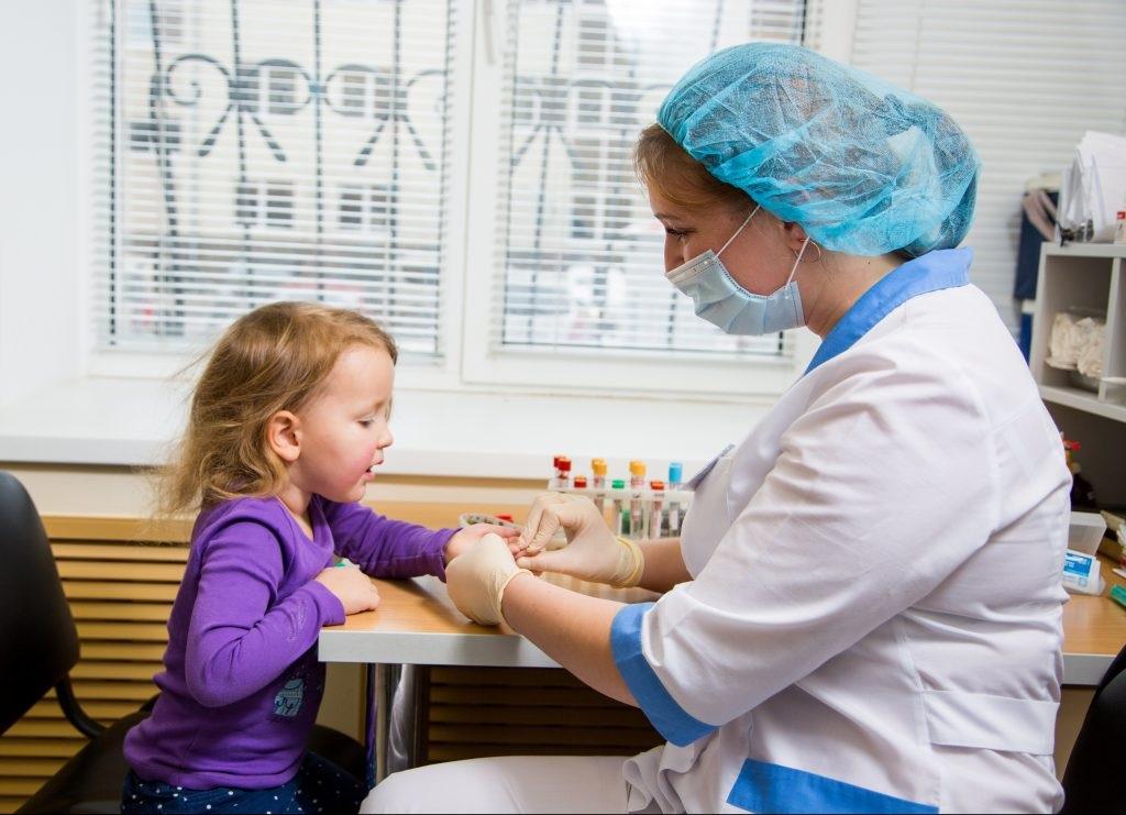 Для постановки диагноза ребенку назначаются лабораторные анализы
