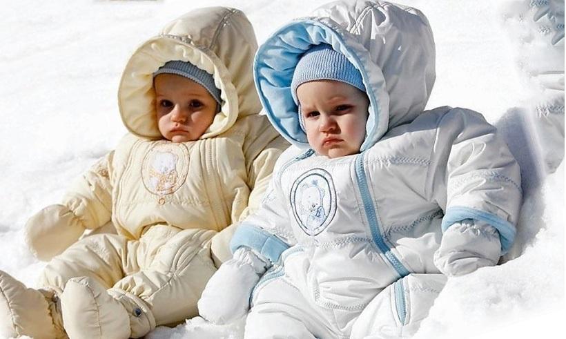 Зимой гулять можно только при температуре не ниже минус 15 градусов