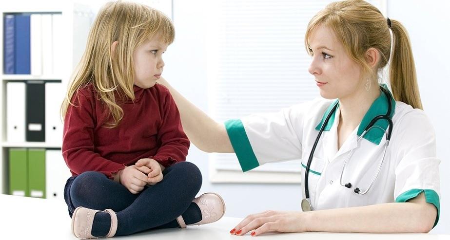 При необходимости ребенку может быть назначено УЗИ