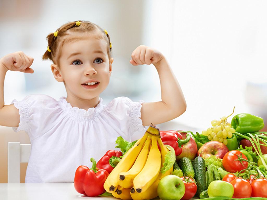Хороший иммунитет – залог крепкого здоровья ребенка