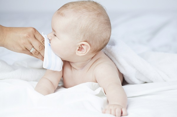 Малыш с ринитом