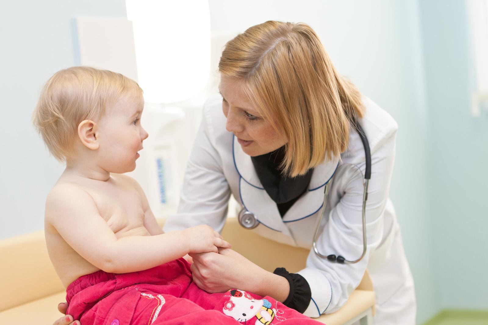 Детские ОРЗ могут перерасти в более опасные болезни