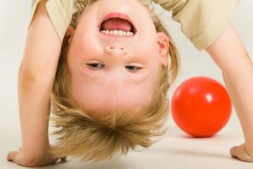 Подвижность – естественное состояние детства