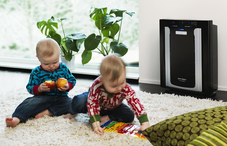 Для правильного развития и роста детей нужно поддерживать благоприятные условия в квартире