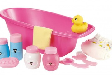 Аксессуары, приспособления, игрушки для купания детей