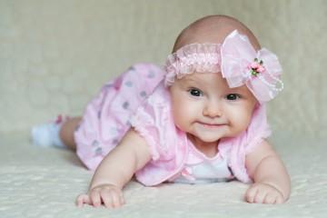 С первых моментов жизни важно следить за здоровьем ребенка
