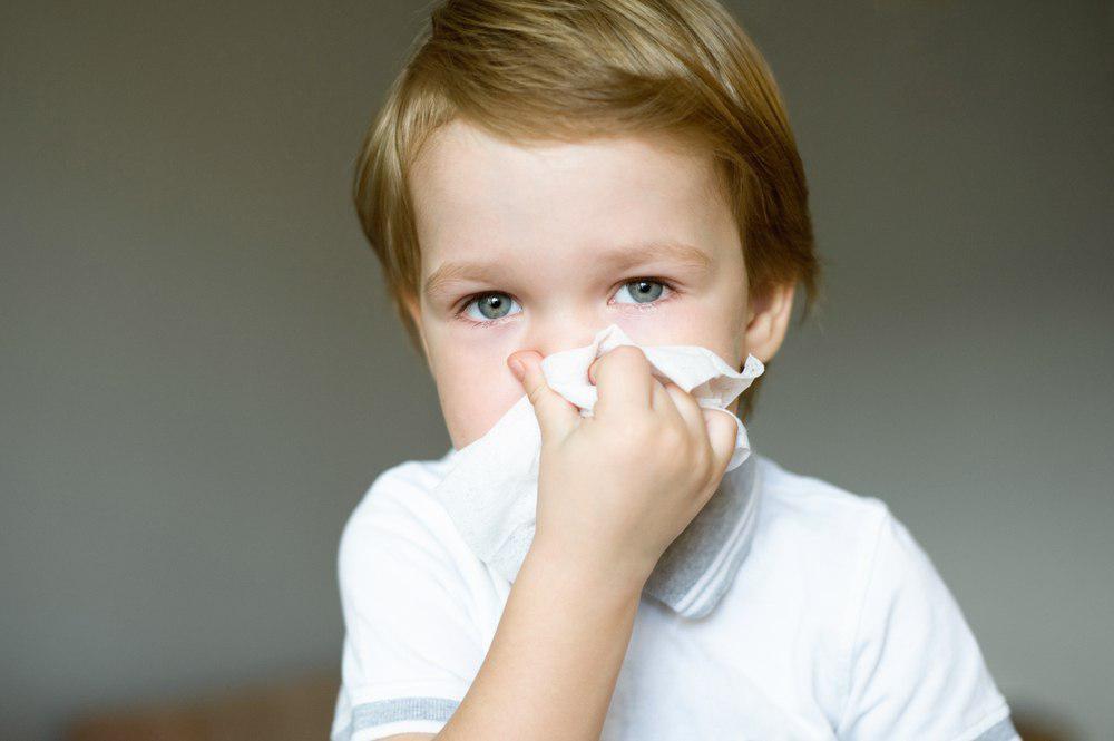 Затрудненное носовое дыхание у ребенка