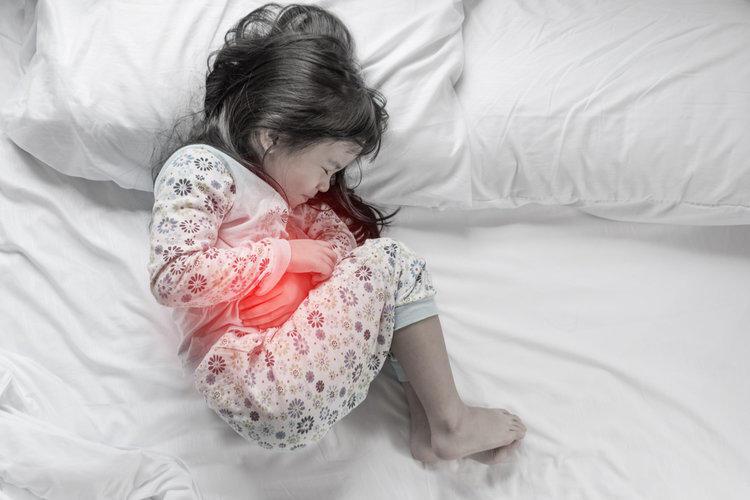 Низкая кишечная проходимость у ребенка